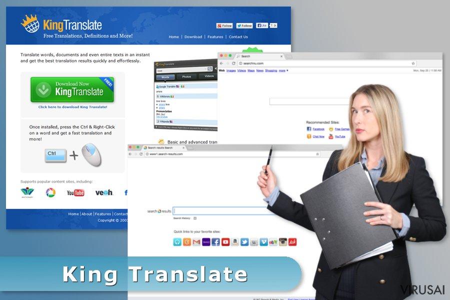 King Translate