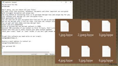 Lqqw ransomware