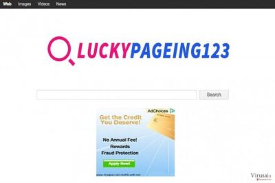 Luckypageing123.com nuotrauka