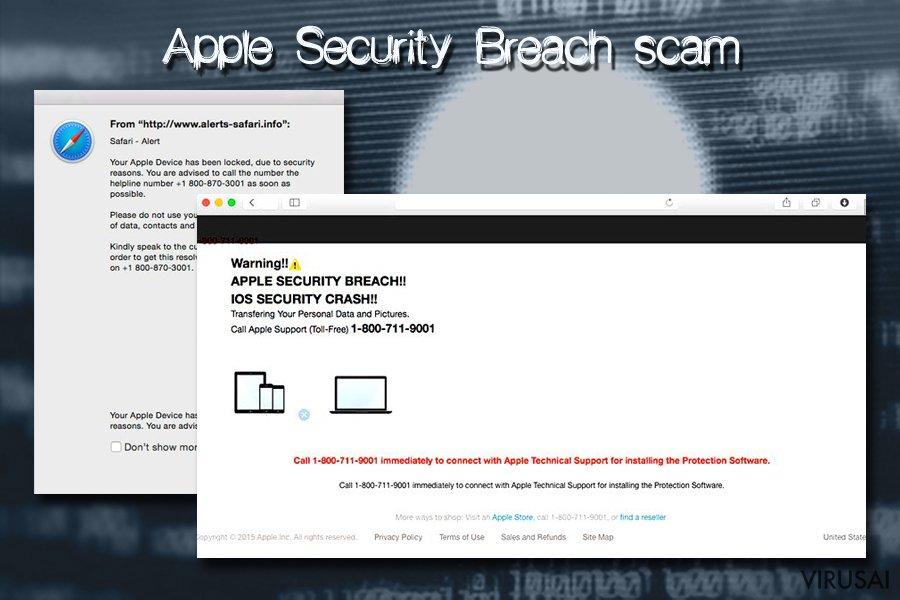 Mac virusinė programa