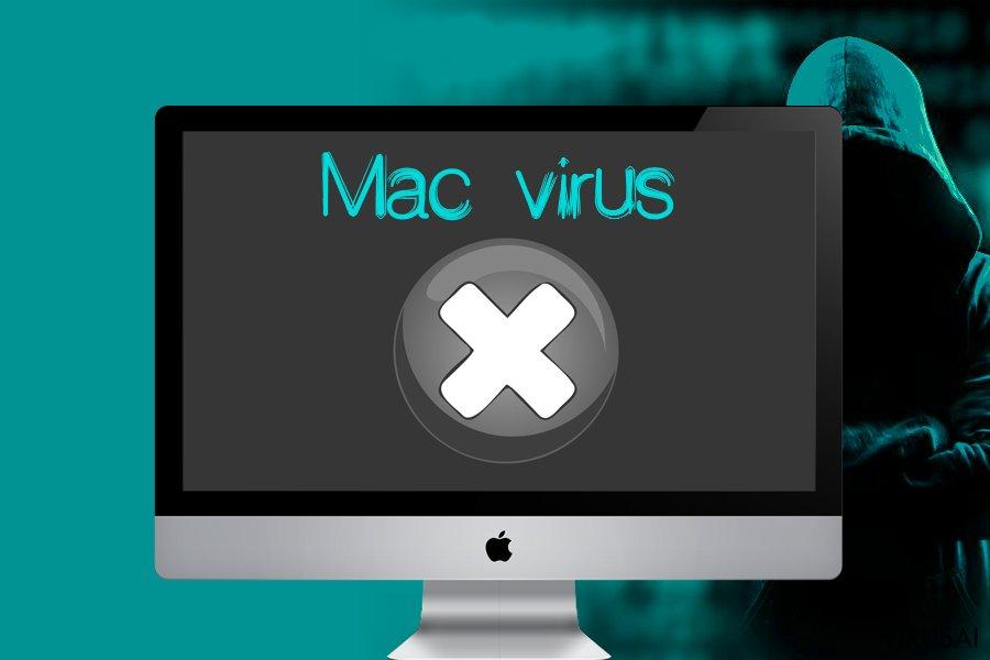 Mac virusas