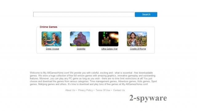 my.allgameshome.com ekrano nuotrauka