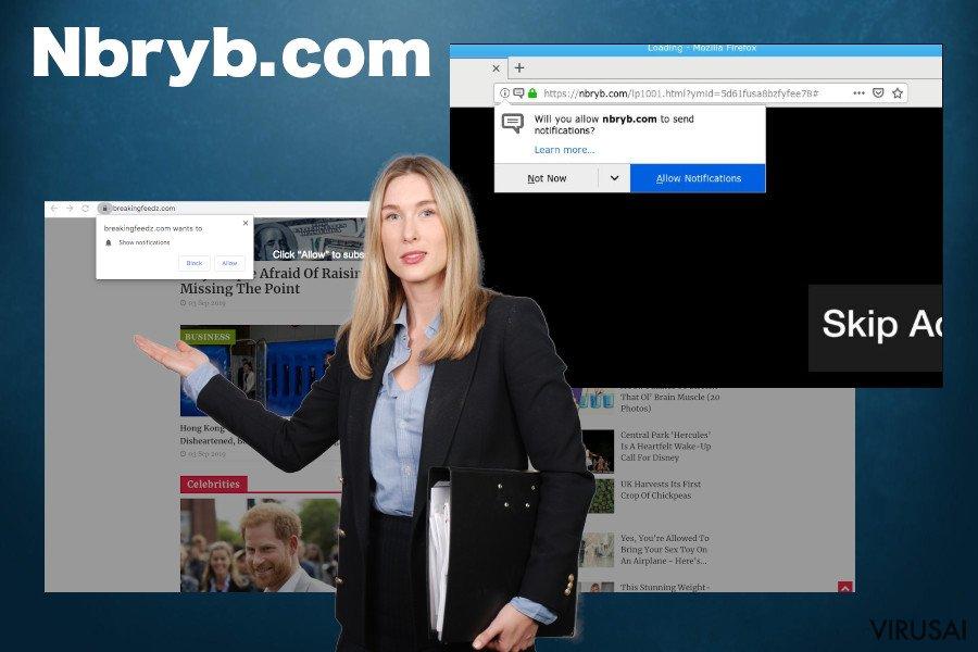 Nbryb.com virusas