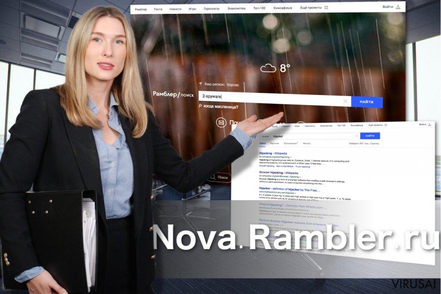 Nova.Rambler.ru virusas