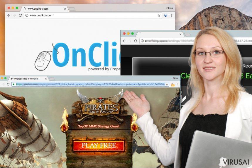 Onclkds.com reklamos