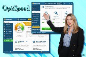 OptiSpeed virusas