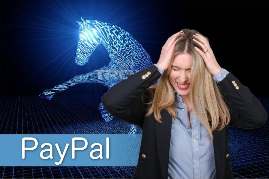 PayPal virusas gali mėginti išvilioti pinigus