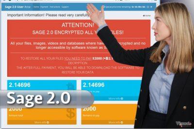 Sage 2.0 virusas