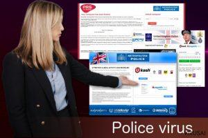 Police virus