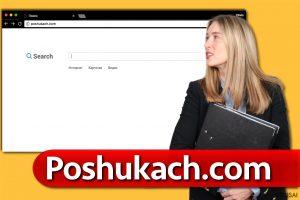 Poshukach.com virusas
