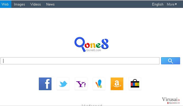 Qone8.com ekrano nuotrauka