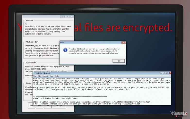 RackCrypt malware