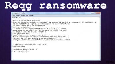 Reqg failus užšifruojantis virusas