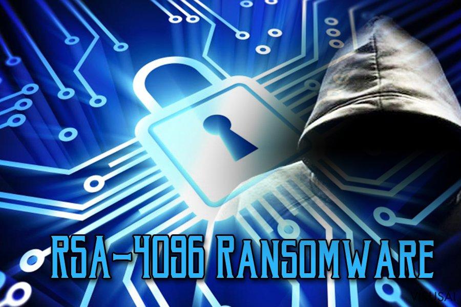 RSA-4096 virusas