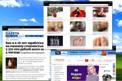 Rusiškų reklamų pavyzdžiai
