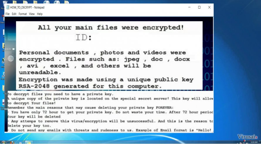 The threat of SamSam ransomware