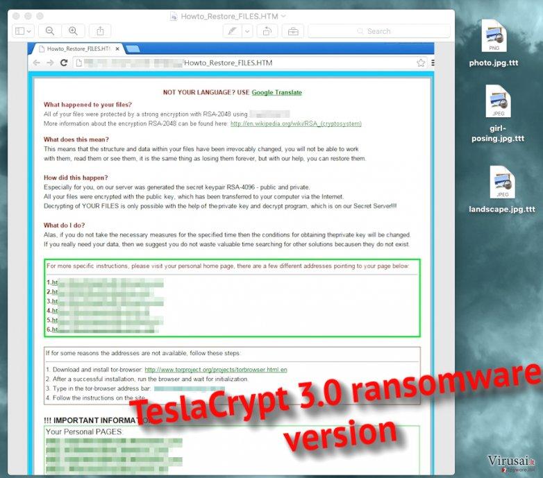 .ttt file extension virus