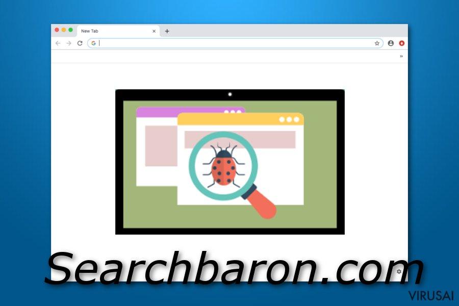 Searchbaron.com nepageidaujama programa