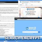 Search Encrypt ekrano nuotrauka