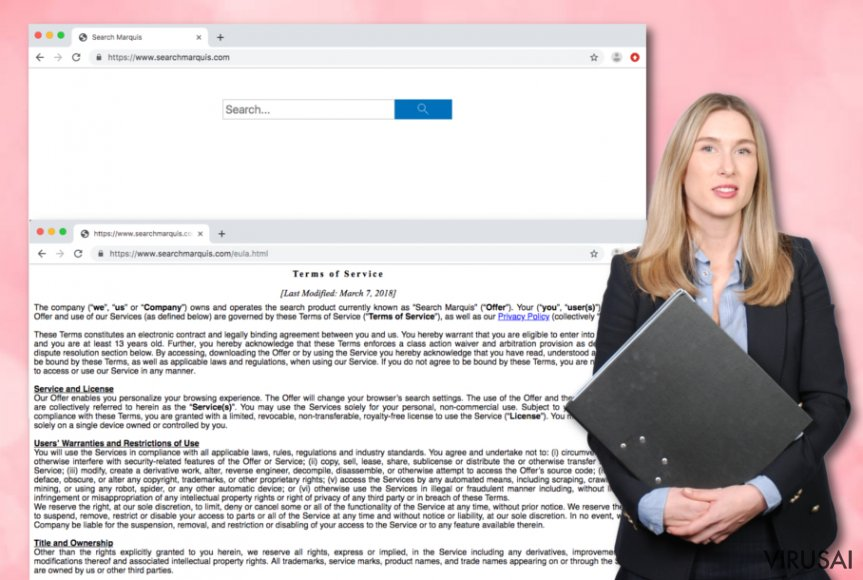 Searchmarquis.com virusas