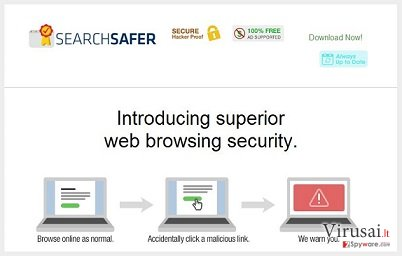 Search Safer ekrano nuotrauka