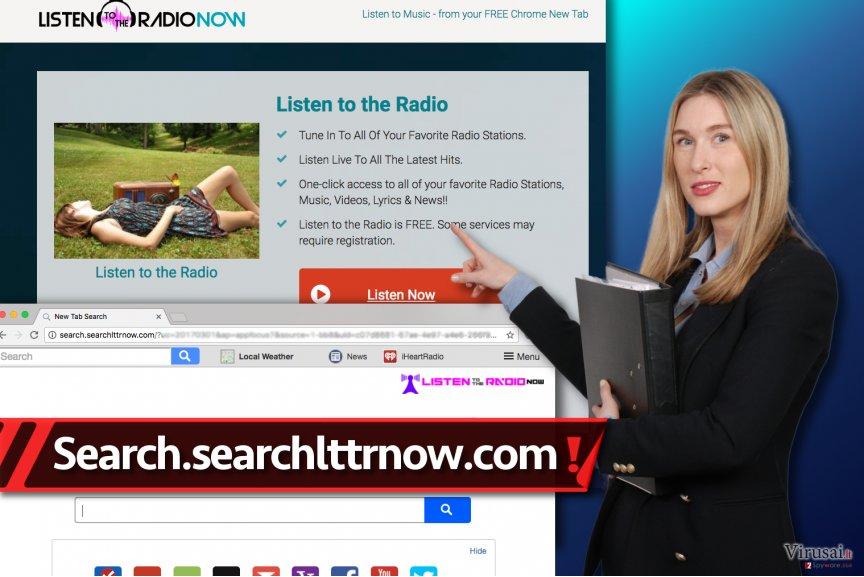 Search.searchlttrnow.com virusas