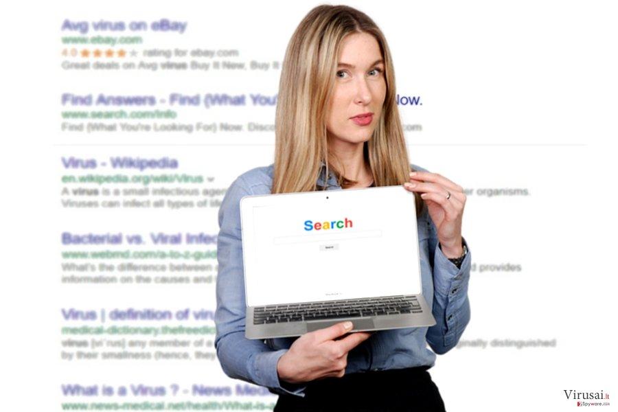 Search.hr virusas