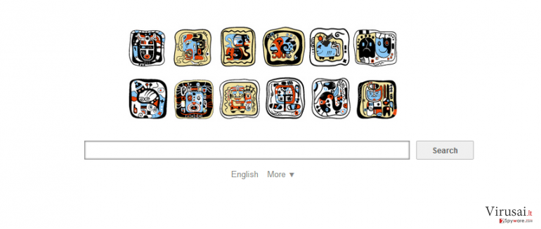 Searchgol.com ekrano nuotrauka