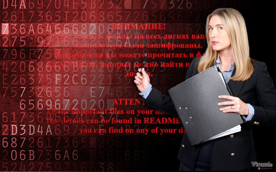 Shade ransomware