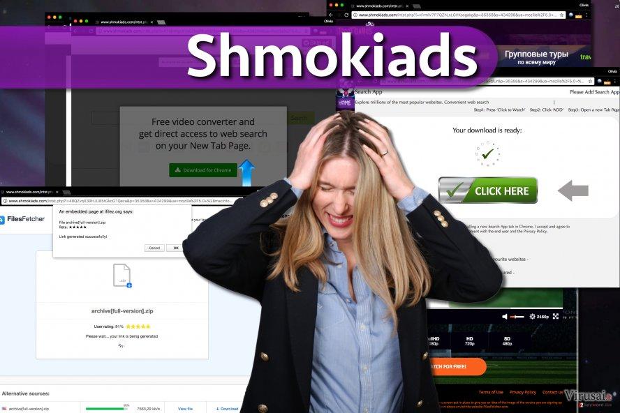 Shmokiads virusas