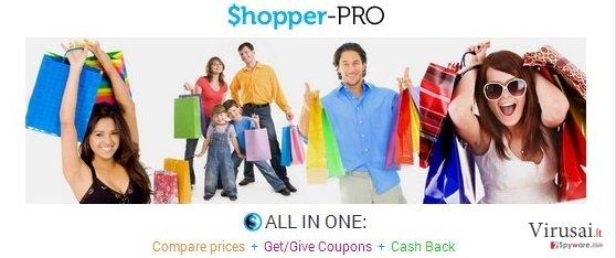 Shopper Pro ekrano nuotrauka
