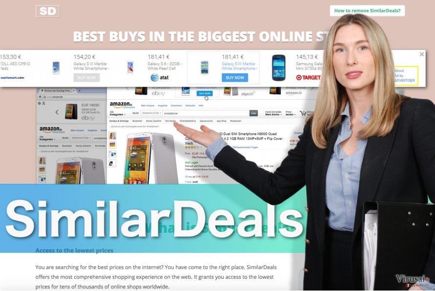 SimilarDeals ads