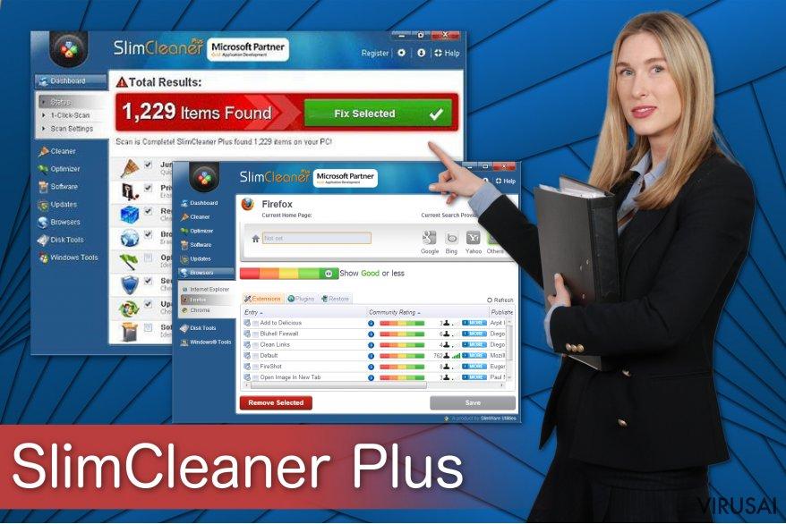 SlimCleaner Plus programa