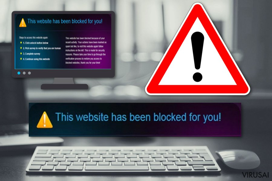 This website has been blocked for you