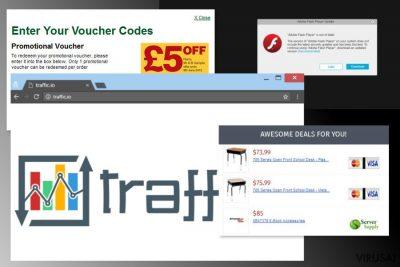 Traffic Exchange reklamų paveikslėlis