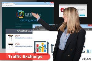 Traffic Exchange reklamos