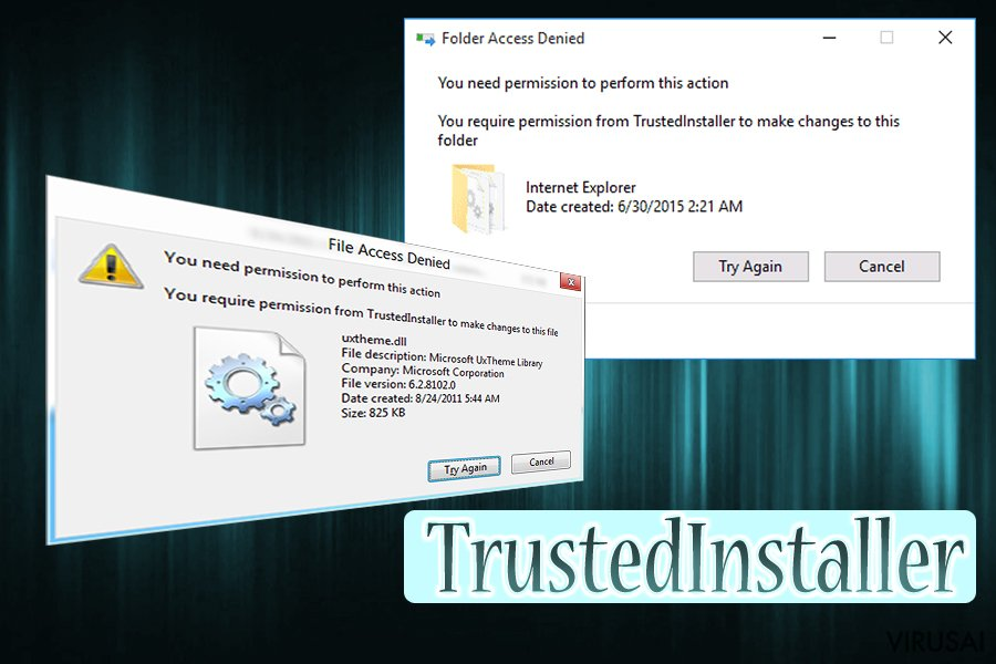 TrustedInstaller