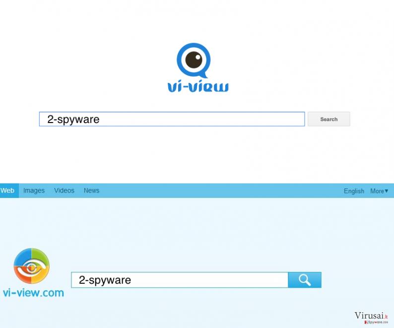 Vi-view.com ekrano nuotrauka