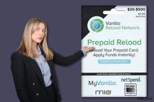 Vanilla Reload virusas