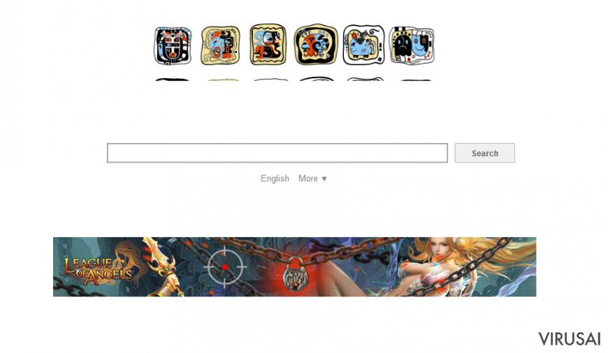 VisualBee įrankių juosta ekrano nuotrauka
