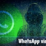 WhatsApp virusas ekrano nuotrauka