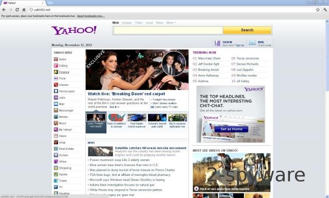 Yah000.net virus ekrano nuotrauka