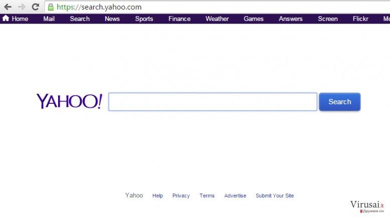 Yahoo Community SmartBar ekrano nuotrauka