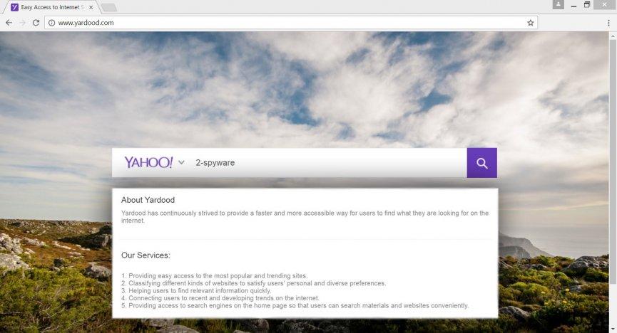 Yardood.com virusas verčia naudotis nepatikima paieškos sistema