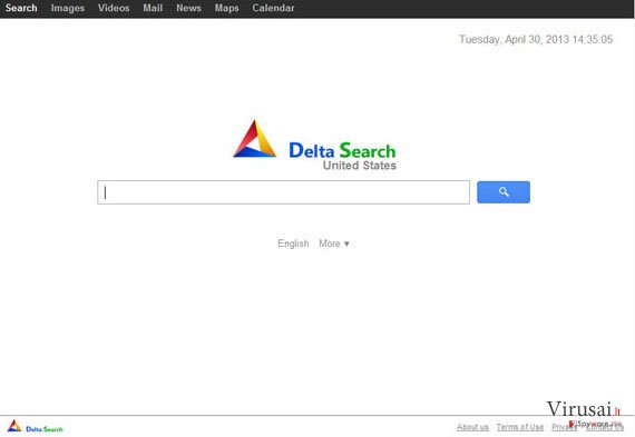 yhs.delta-search.com ekrano nuotrauka