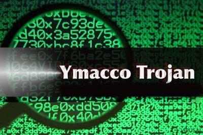 Ymacco Trojan virusas