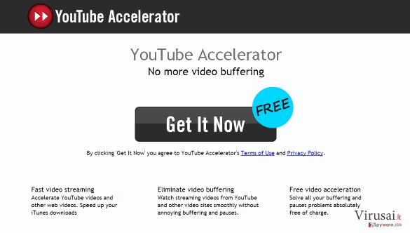 Youtube Accelerator ekrano nuotrauka