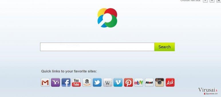 Zwinky įrankių juosta ekrano nuotrauka
